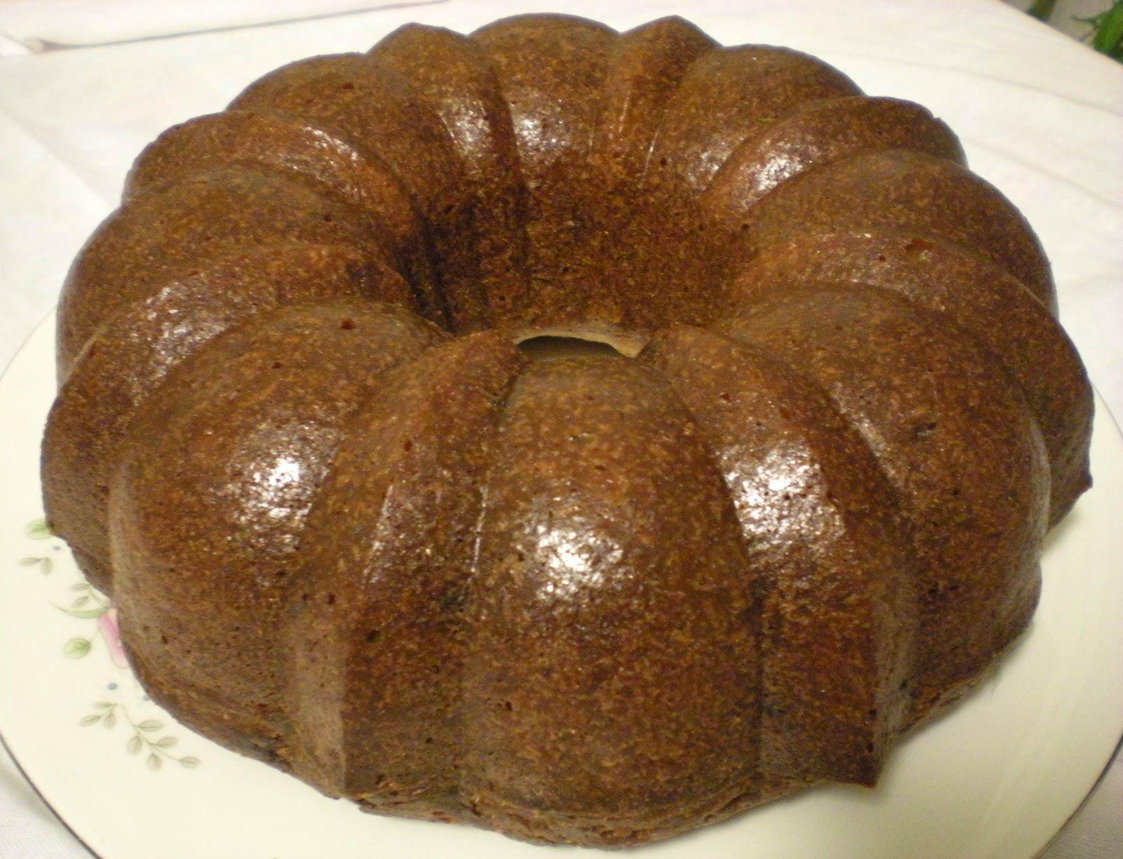 recipe for banana rum cake | Rum Banana Cake