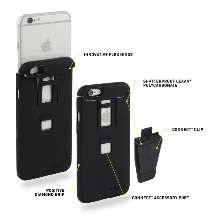 Nite Ize - Connect Case iPhone 6 Gov't & Military Discount | GovX