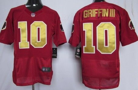 new concept 93a3f 17c94 low cost nike washington redskins 10 robert griffin iii red ...
