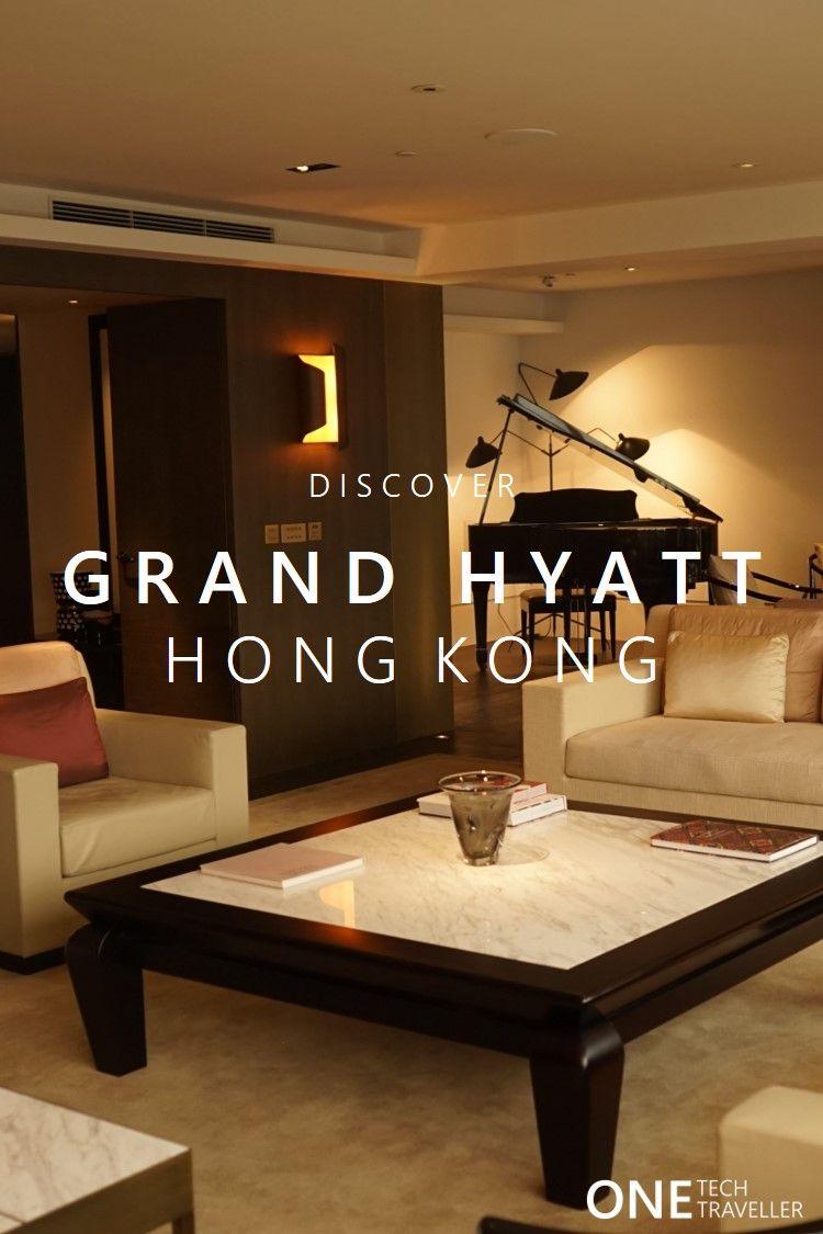 Grand Hyatt, Hong Kong, Vacation Trips