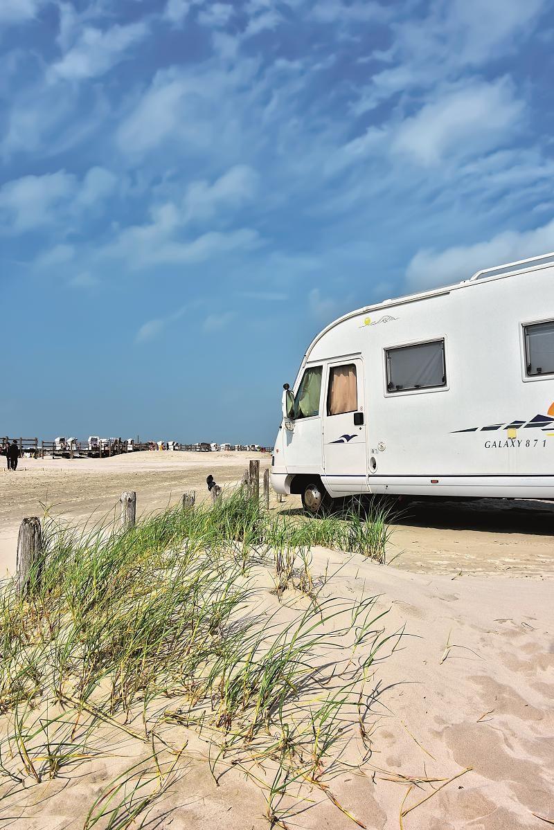 Orte zum Glücklichsein: 11 Camping-Plätze in Deutschland musst du kennen! #essentialsforcamping
