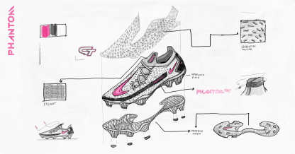 Nike Launches The Phantom Gt Soccer Boots Pursuit Of Dopeness In 2020 Soccer Boots Nike Soccer Art