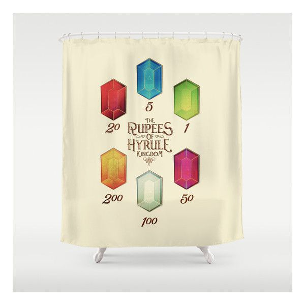 Legend Of Zelda Tingle S The Rupees Of Hyrule Ki Shower Curtain