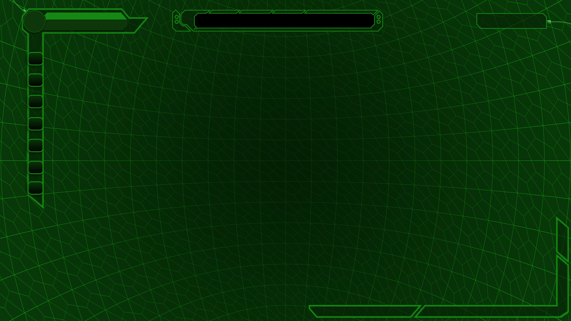 old school xbox dashboard theme with spherical background overlay