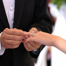 List Of Examples For Wording The Exchange Rings In A Wedding Ceremony