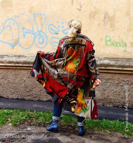 Гардероб Начало учебного года Шитьё пальто  НА ОДНОМ ДЫХАНИИ   Шерсть фото 4