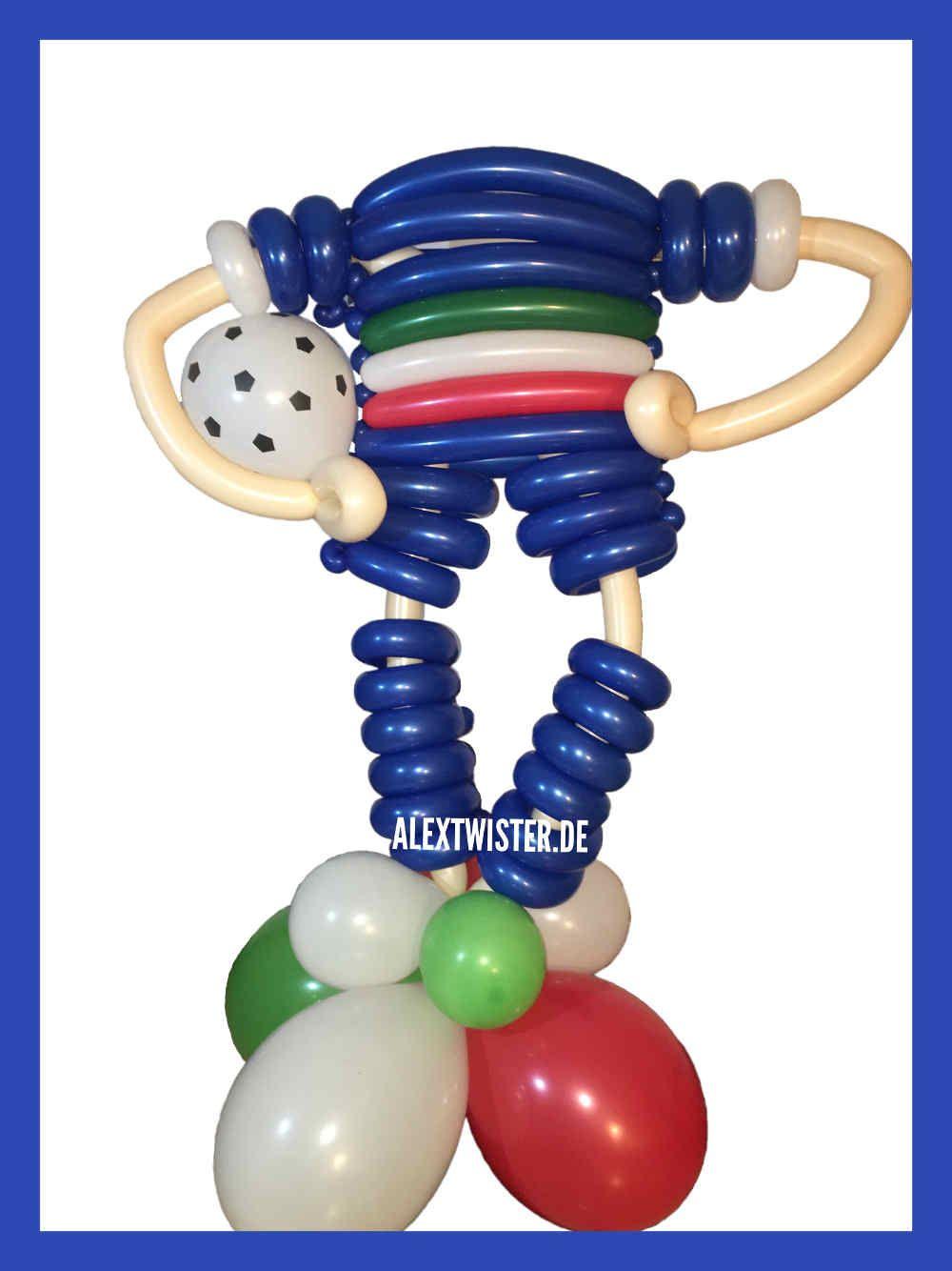 AlexTwister Ballon Art
