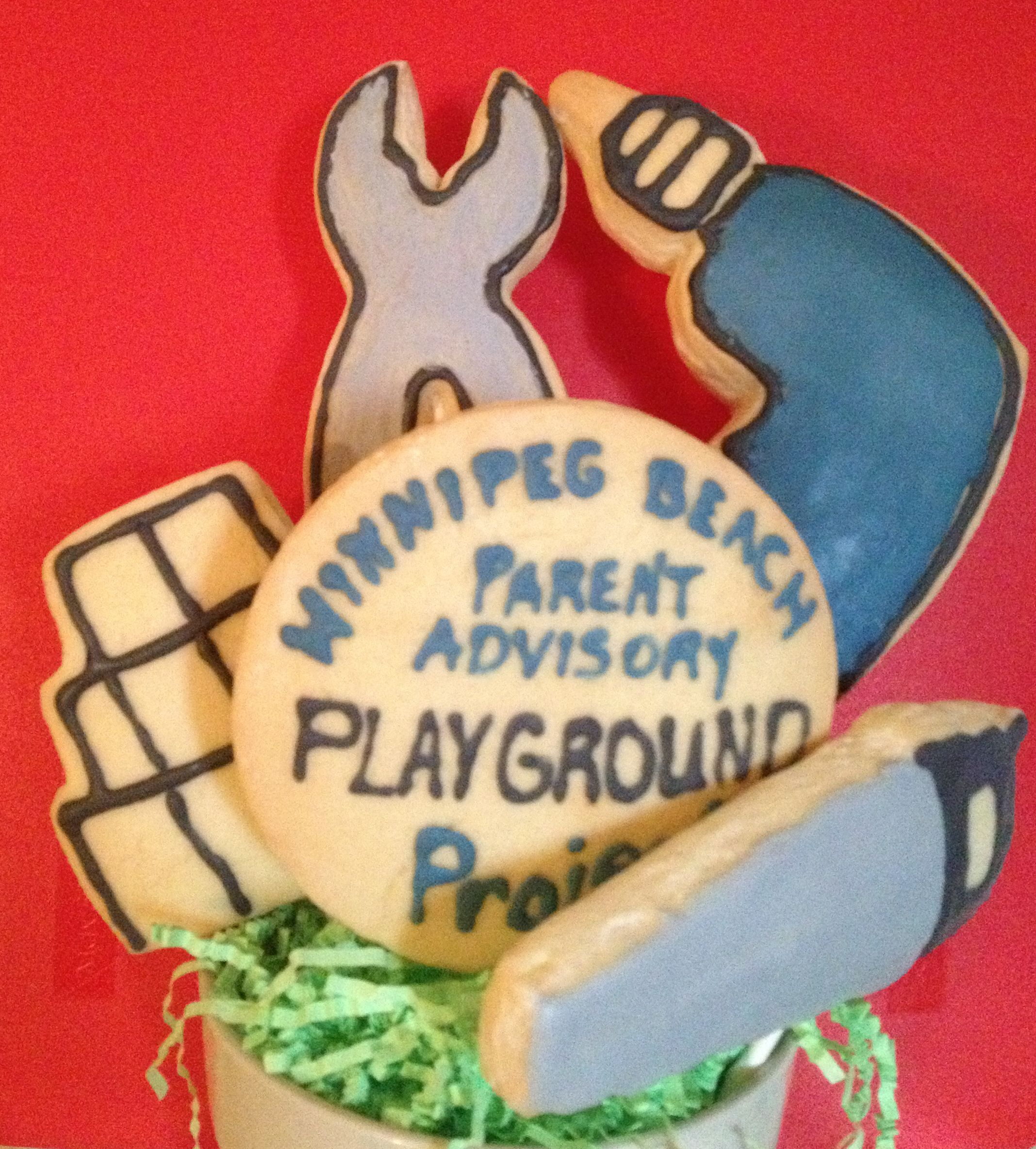 Playground Fundraiser Bouquet Fundraising, Sugar cookie