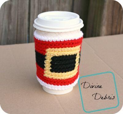 Santa Belly Cozy Crochet Pattern By Divinedebris Crochet