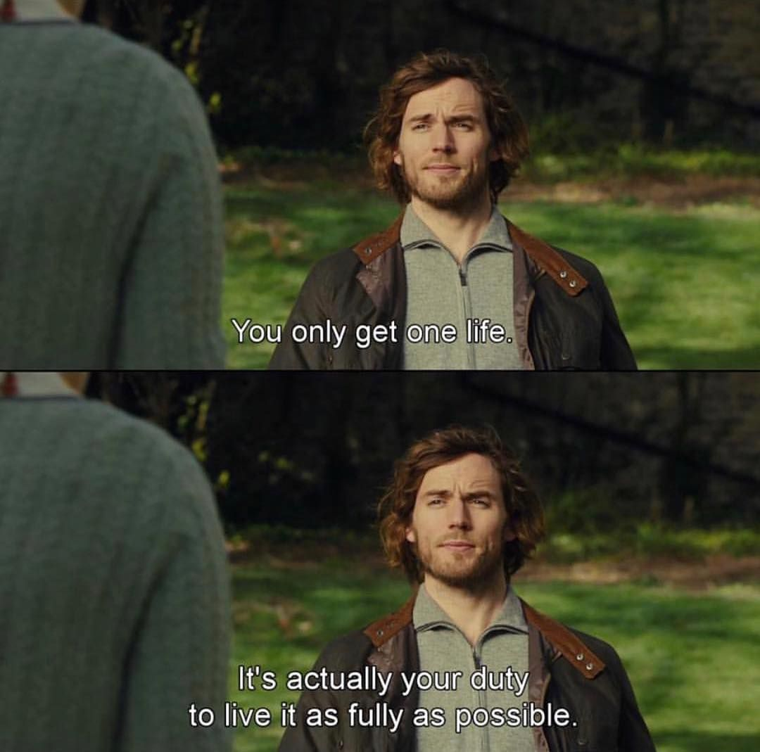Me Before You 2016 Movie Captions Favorite Movie Quotes Best Movie Quotes