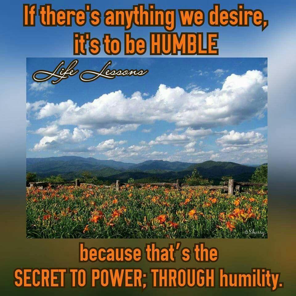 The secret to power is to be humble | ♡ William Branham
