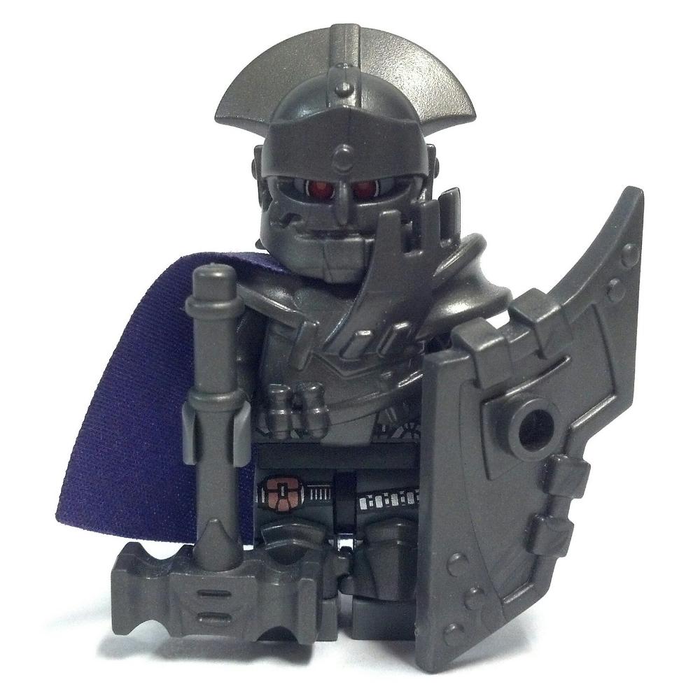 Lego D D Warforged Juggernaut Lego D D Armor