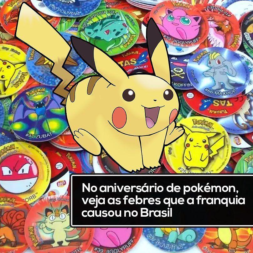 On instagram by infomachinenetbr #gameboy #microhobbit (o) http://ift.tt/1LO4PC6 Brasil é referência quando o assunto é a paixão. Pokémon é o maior exemplo disso. Quando o anime inspirando no game chegou às terras tupiniquins em 1997 antes mesmo do lançamento dos jogos por aqui já era esperado que o desenho fizesse sucesso o suficiente para abrir muitas portas para a franquia no Brasil. _____________ Infomachine.net #pokémon #pokemons #pikachu #games #game #gaming #nerd #nerds #geek…
