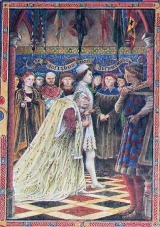 sir gawain and the loathly lady quiz