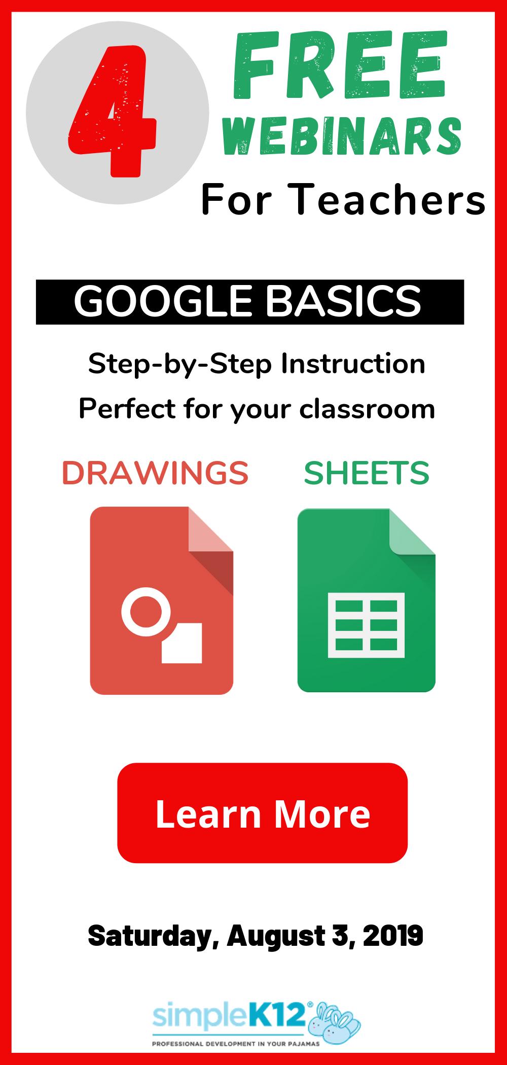 Teachers Free Google Training Google Training Classroom Teacher