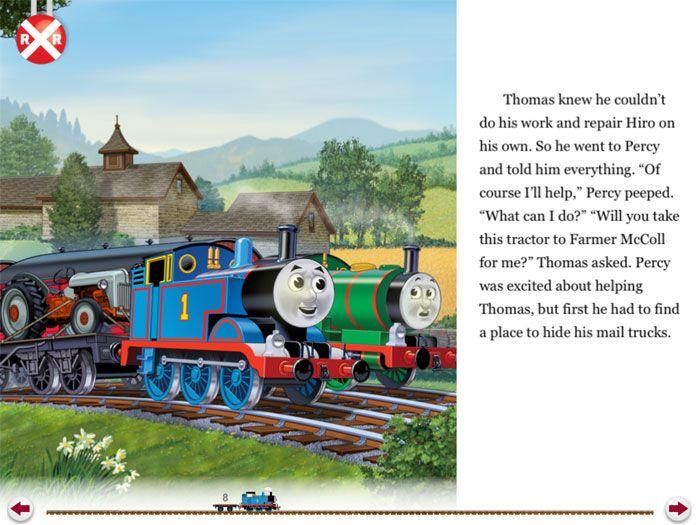Thomas & Friends Hero of the Rails Callaway Digital