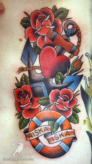 jussi kokkarinen - impact tattoo