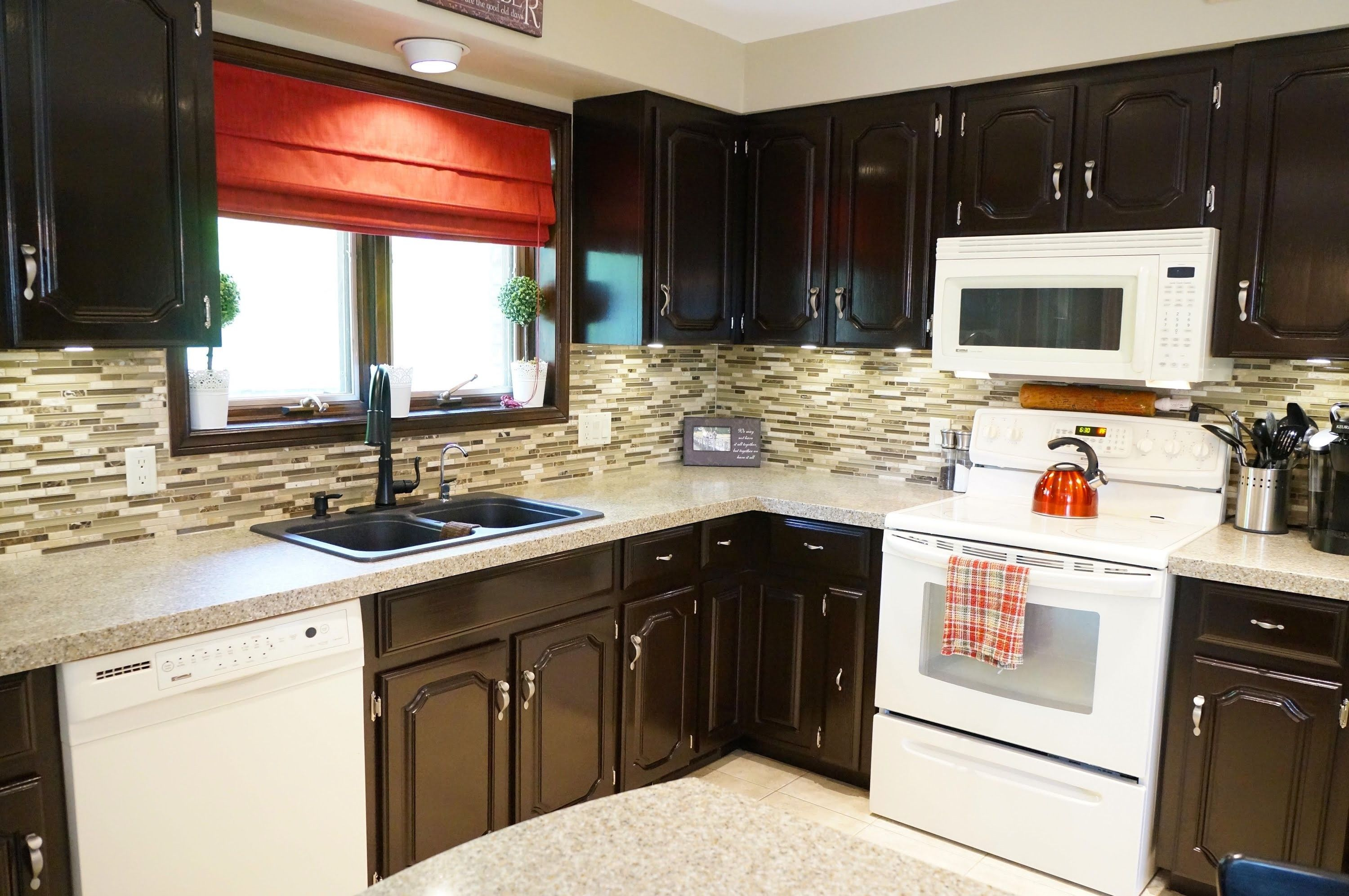 Inspirational Cost To Restain Kitchen Cabinets Decorating Ideas