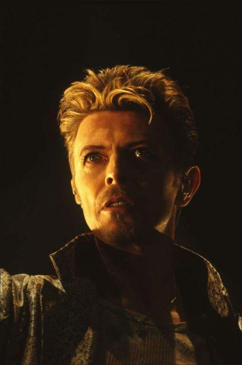 David Bowie - 90's