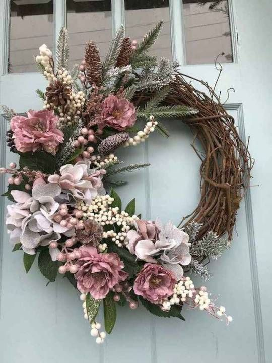 Photo of Awesome Spring Wreath Decorating Ideas on a Budget 29