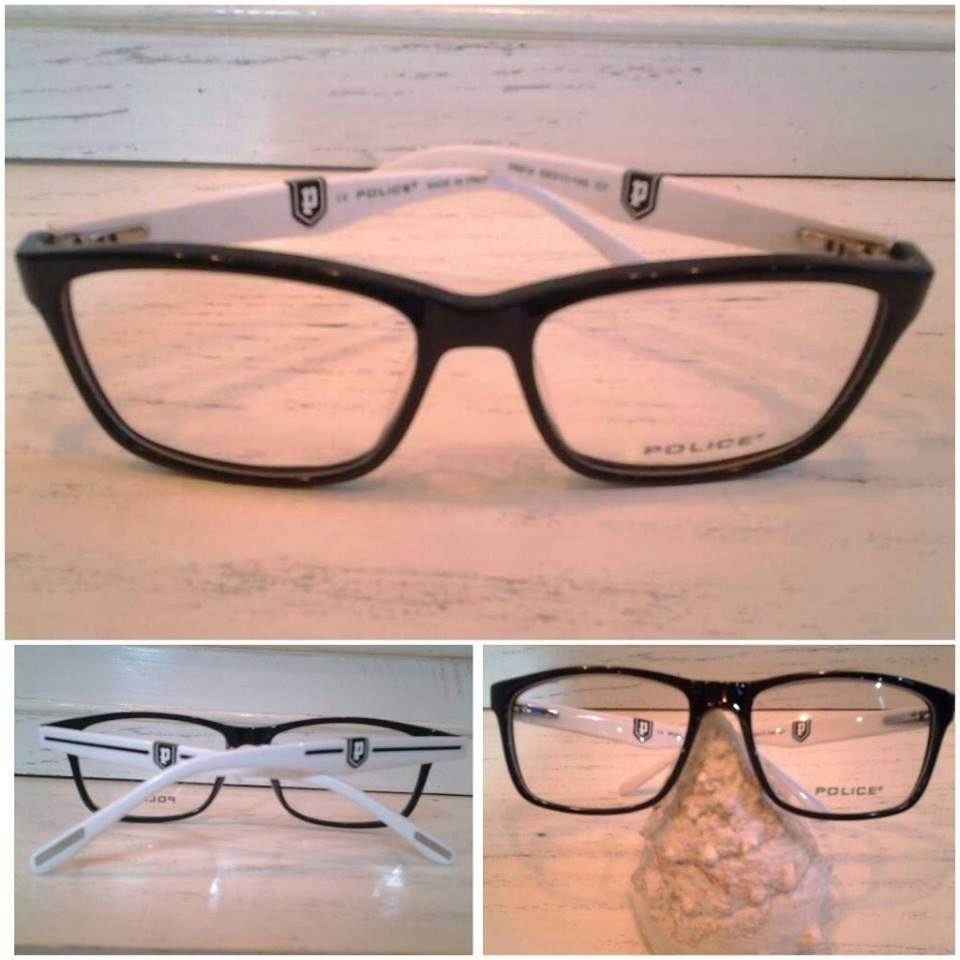 شنبر طبي يوني باغة ماركة بوليس Police سعر إفرست للنظارات 250 ج م بدلا من السعر الرائج 300 ج م موديل V8912 متوفر في 4 Square Glass Rectangle Glass Glasses