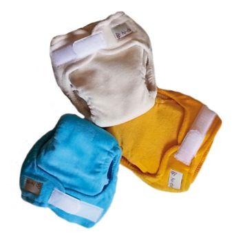 Hu Da Nb Windel 2 0 Velour Bio Baumwolle Cloth Diaper Nappy