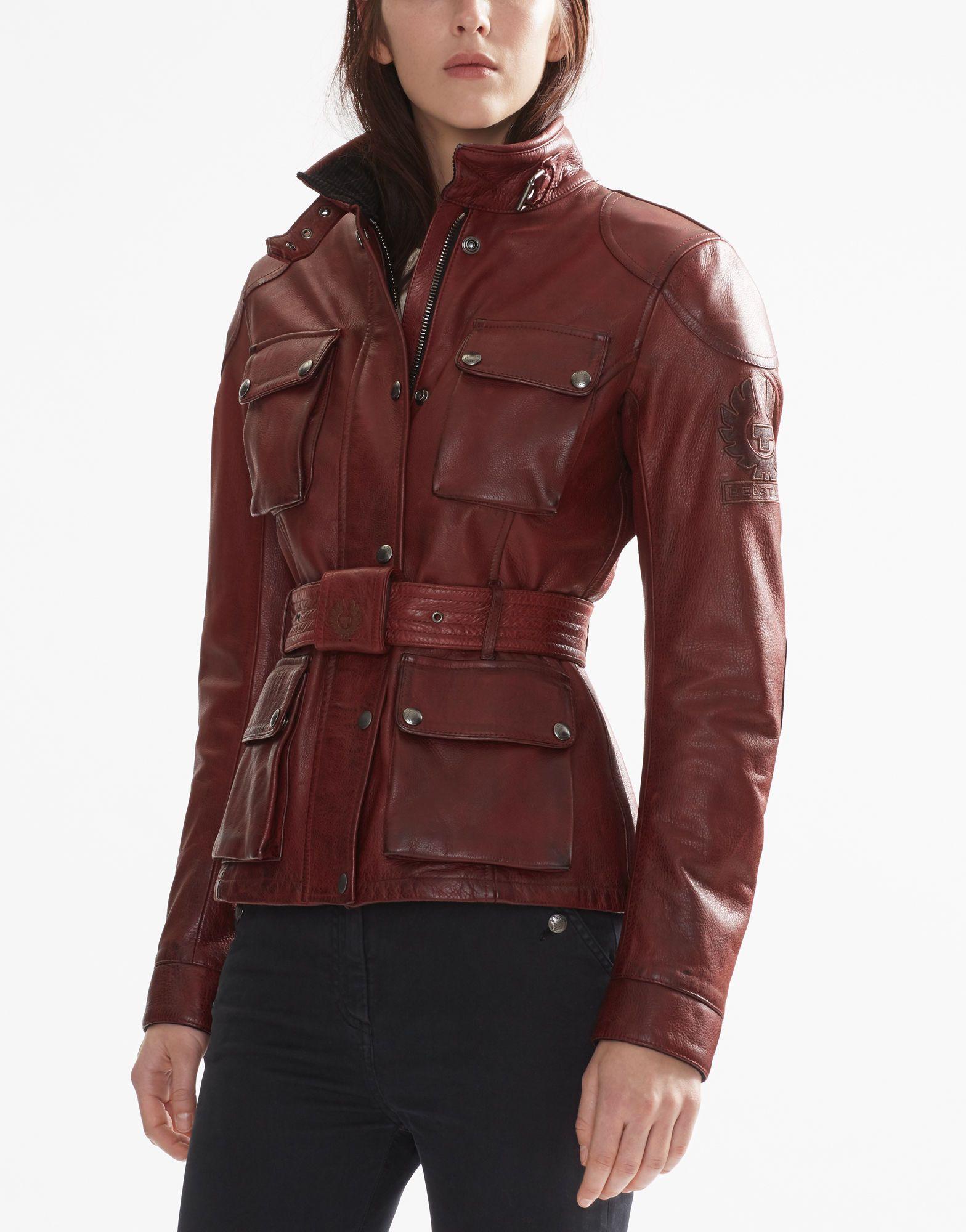 Classic Tourist Trophy Jacket Leather jacket brands
