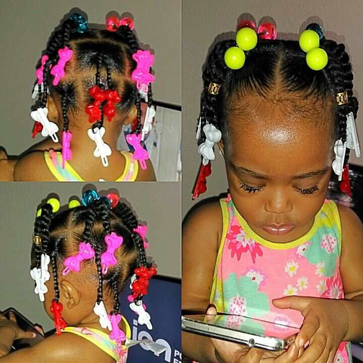 Cute Little Girl Hairstyle Little Girls Ponytail Hairstyles Kids Hairstyles Girls Little Girl Ponytails