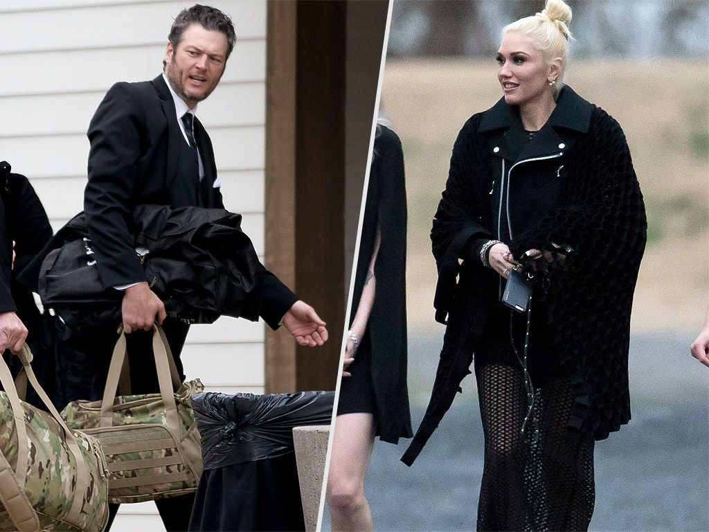 Blake Shelton And Gwen Stefani Party In Nashville With Raelynn For A Very  Special Wedding Http