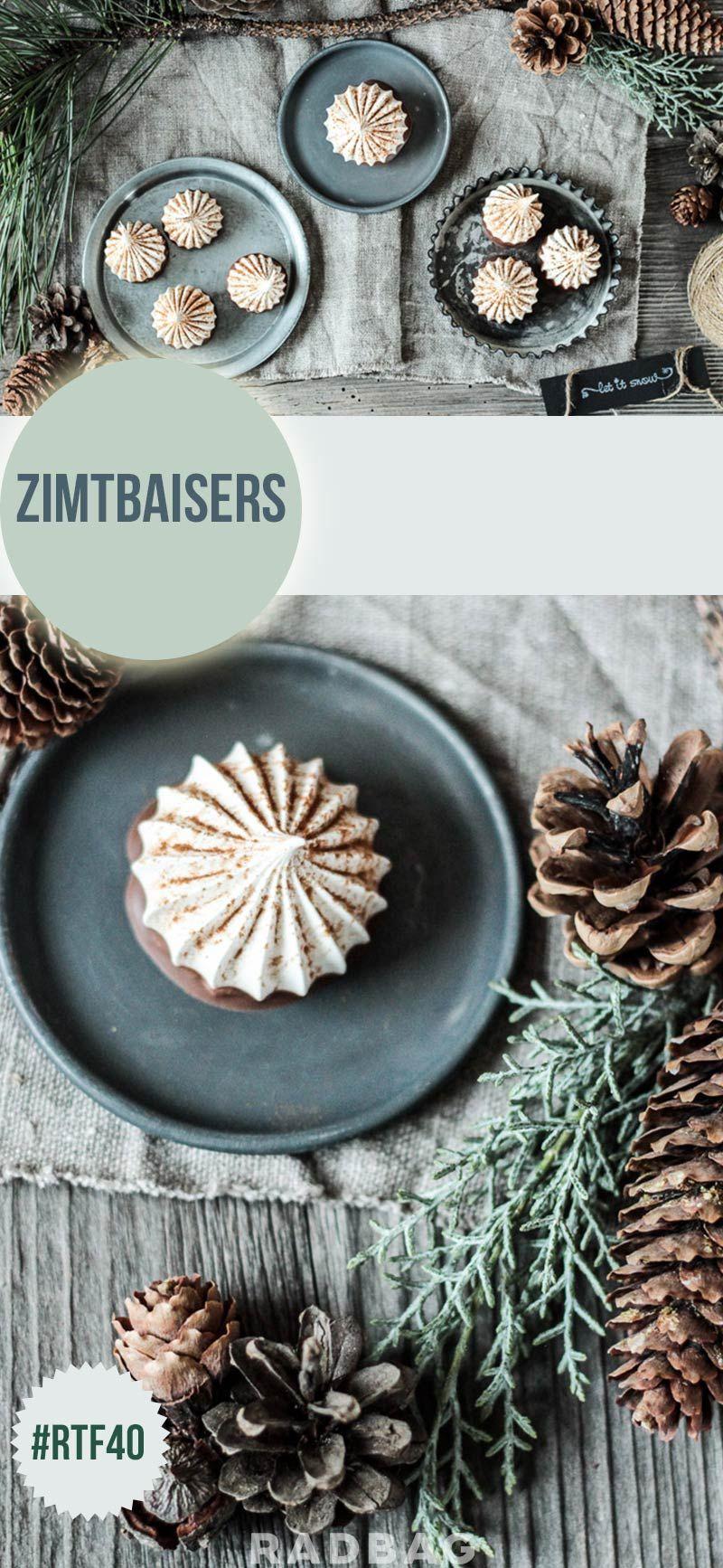 Tag 15 - Zimtbaisers, die glücklich machen - radbag | Christmas ...