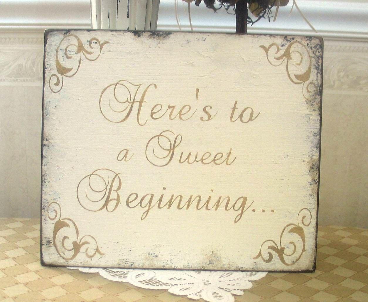 BRIDAL / WEDDING Here\'s to a sweet beginning candy buffet | Wedding ...