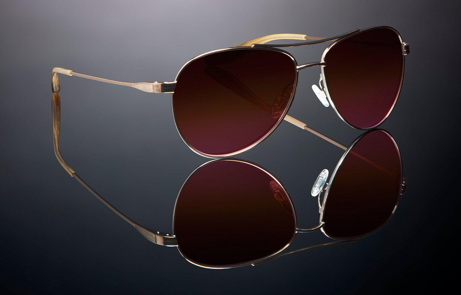 29c069e6498b Barton Perreira Lovitt aviator sunglasses at Risi Optique.