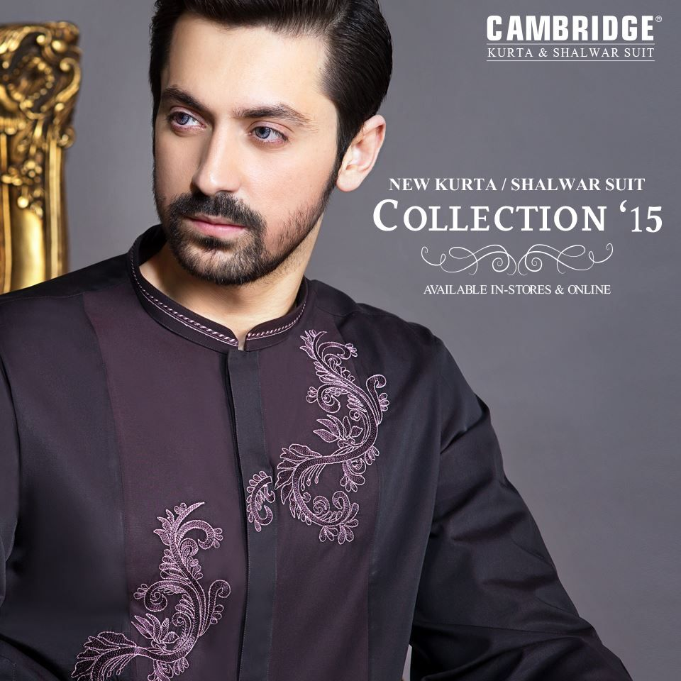 9cf53331a9 NEW CAMBRIDGE KURTA / SHALWAR SUITE COLLECION '15 FOR MEN Boys Kurta, Kurta  Style