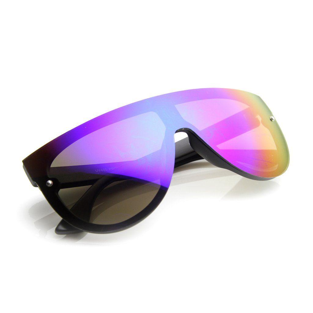 a1c7fe9bfcf Spica silver lens and frame sunglasses