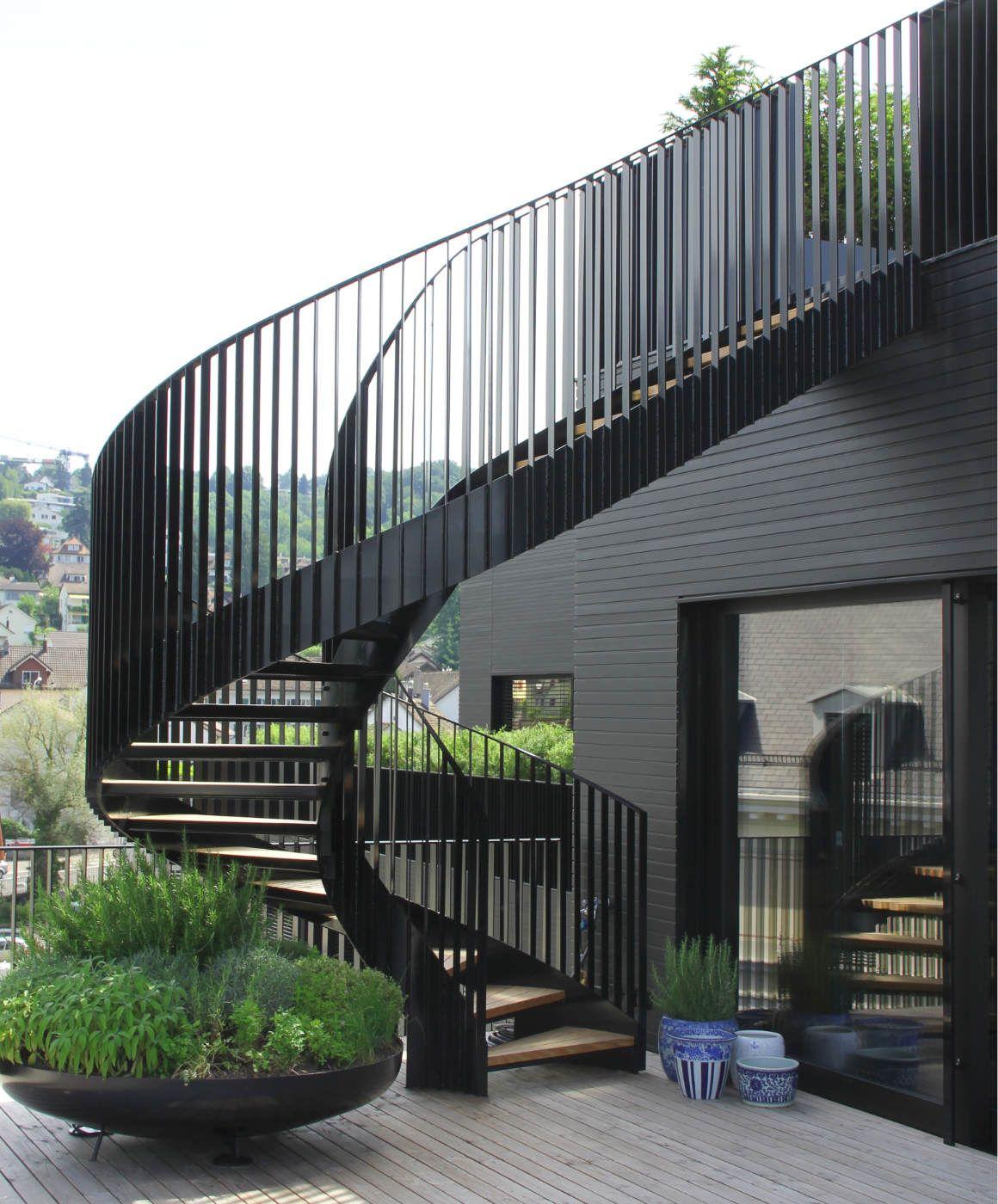 Aussentreppe von hasler Treppen®   Außengestaltung   Pinterest