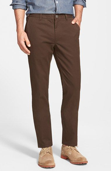 ed8d0b4cae30 Bonobos  Cappu-Chinos  Tailored Fit Washed Cotton Chinos available at   Nordstrom