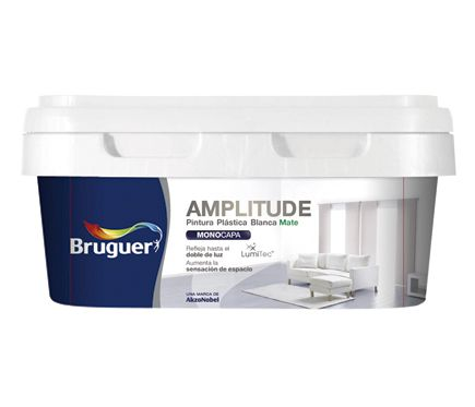 BRUGUER Pintura blanca para interior BLANCO AMPLITUDE MATE