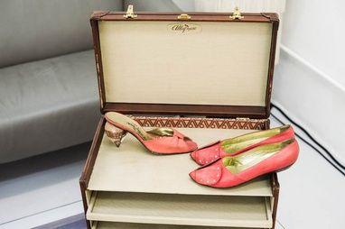Credit: Ariel Gabriel La Rosa, Desiree Bazzo, Luca Sorrentino. Albanese vintage shoes