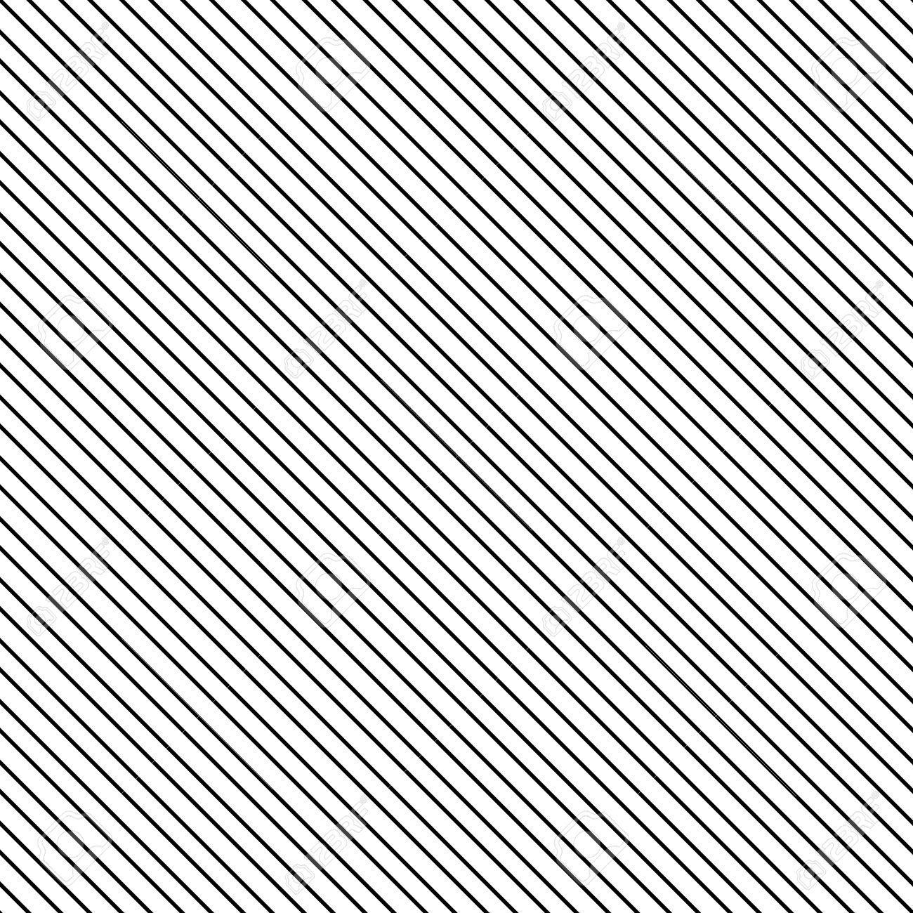 Diagonal Stripe Seamless Pattern Geometric Classic Black And Seamless Patterns Line Background Diagonal Stripes