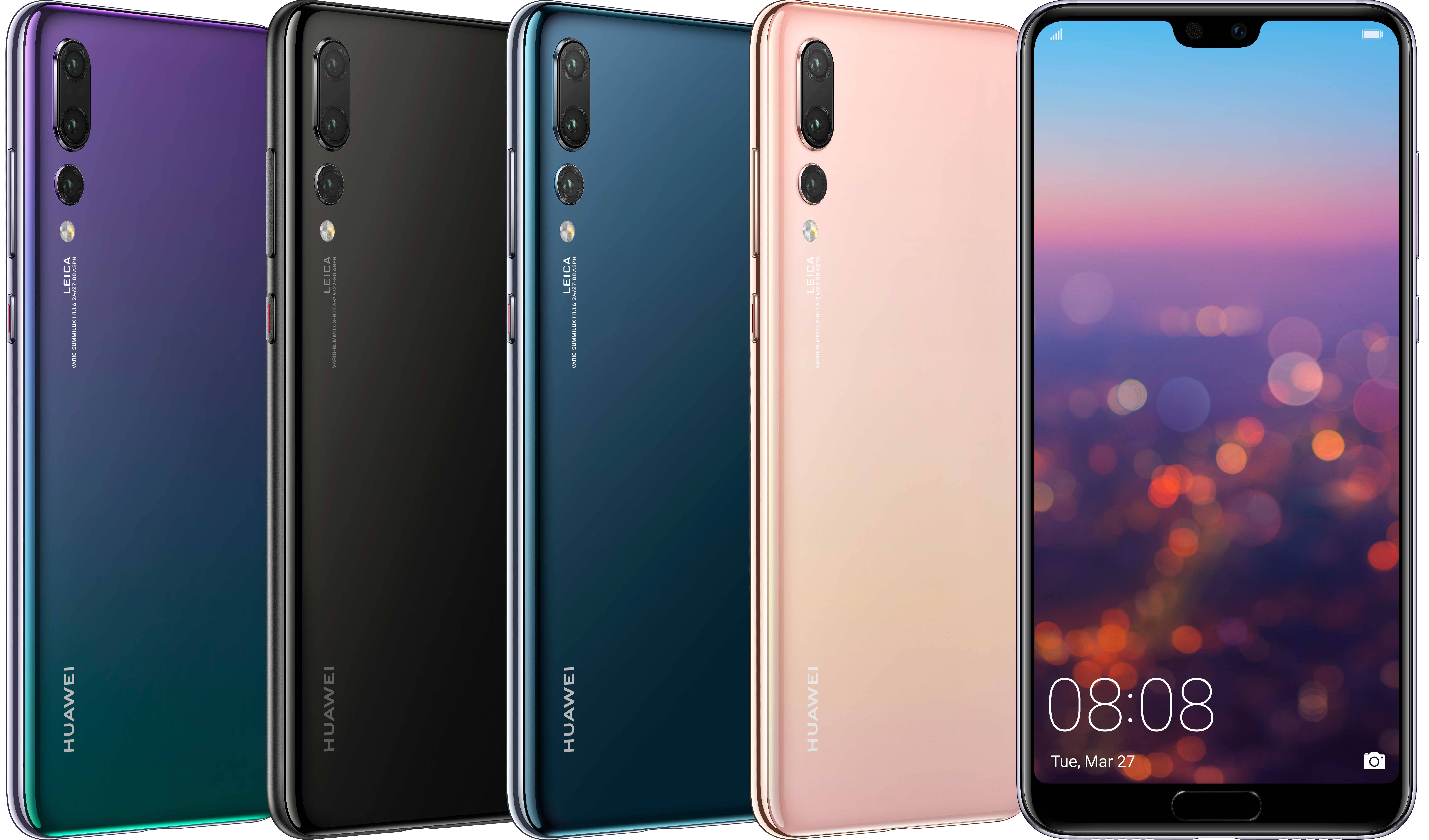 Huawei P20 Pro Huawei Smartphone Reviews Phone
