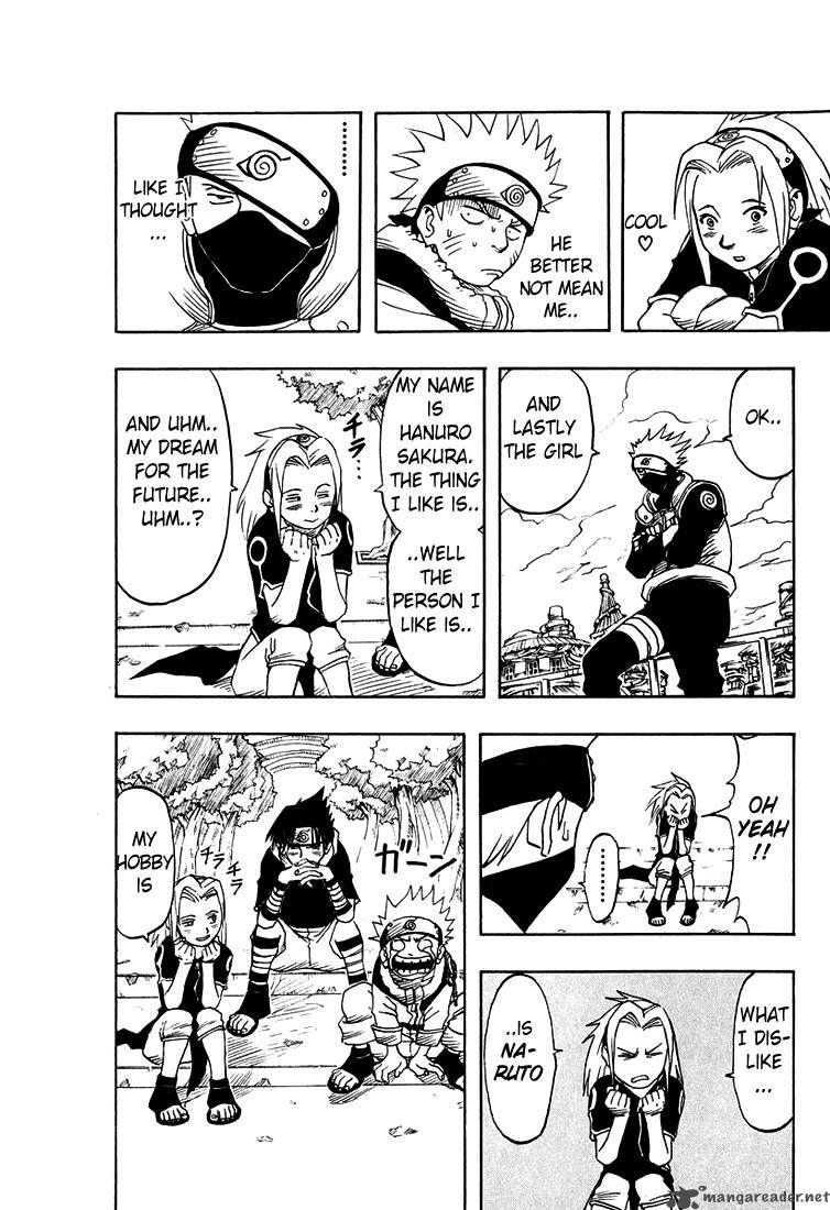 Naruto ch4 page 8 mangago naruto comic naruto manga