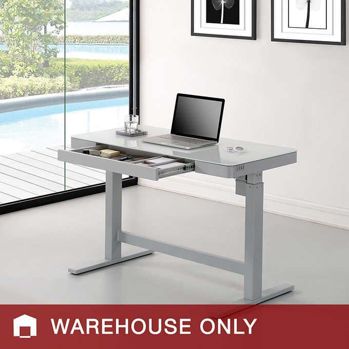 Tresanti Adjustable Desk | Adjustable height desk ...