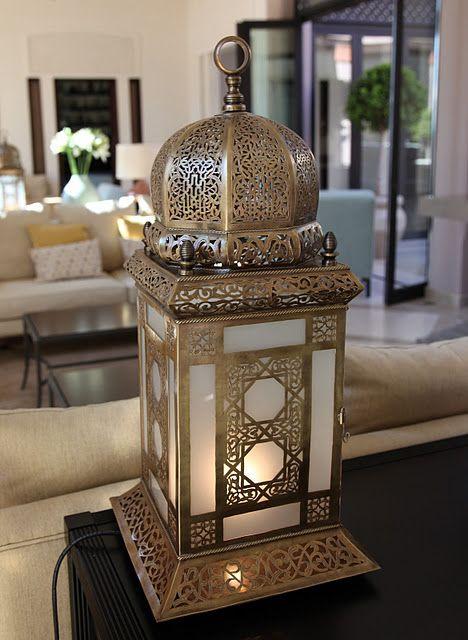 Decoration Hammam Marocain moroccan lamp. | lanterns | pinterest | hammam marocain, deco