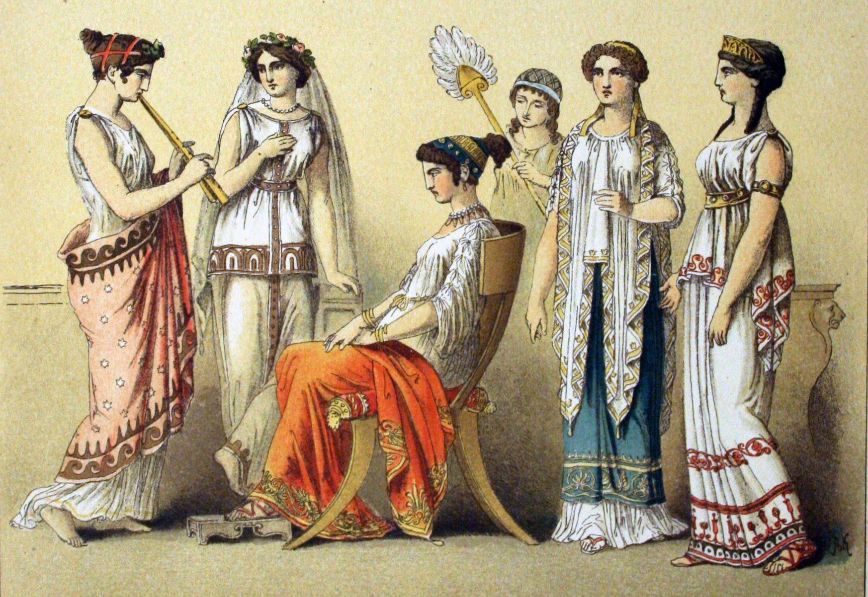 La condizione femminile nell'antica Grecia – ricerca storica di Giovanni Teresi