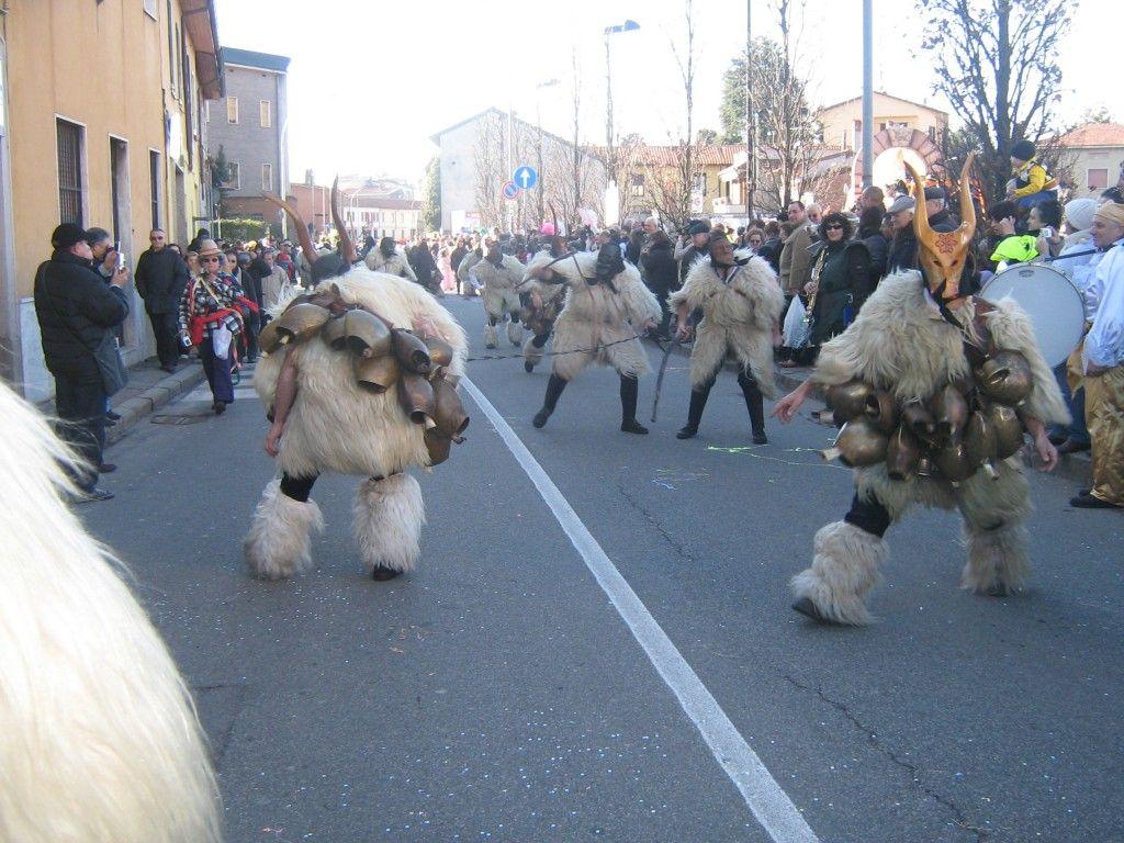Carnevale di ottana boes e merdules e 39 uno dei pi noti - Le fiere piu importanti nel mondo ...