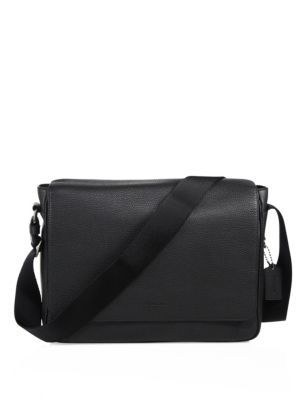 eec3443a4752 COACH Metropolitan Pebbled Leather Messenger Bag.  coach  bags  shoulder  bags  leather