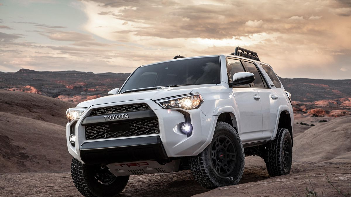 Here's What We Know About the 2021 Toyota 4Runner