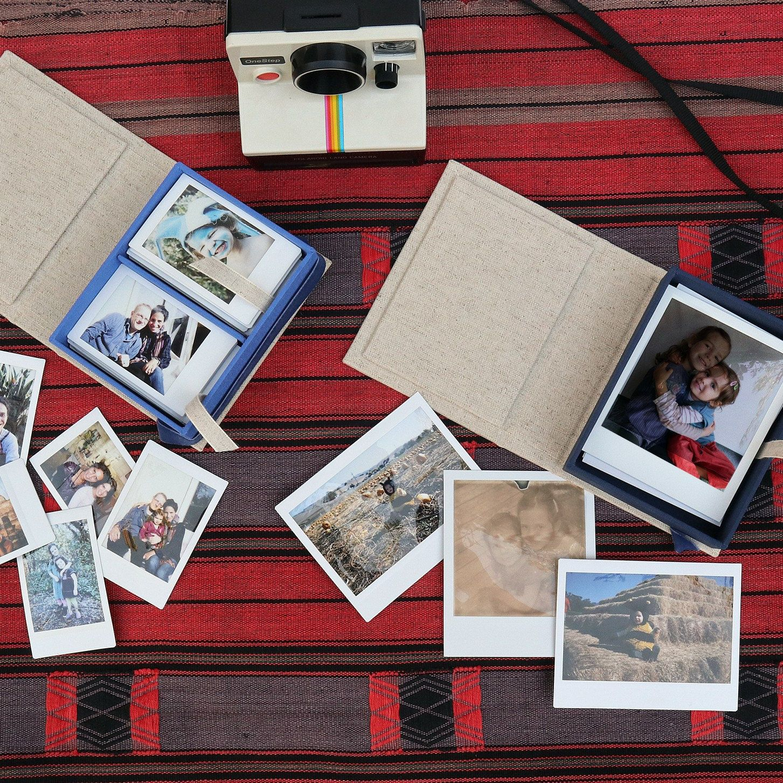 Instax mini Double Photo Box | Display Box | Handmade using imported ...