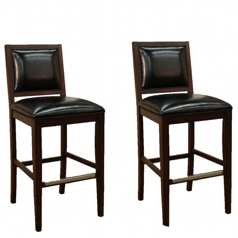 Elegant Buy American Heritage Bryant 24 Inch Counter Height Stool In Espresso On  Sale Online