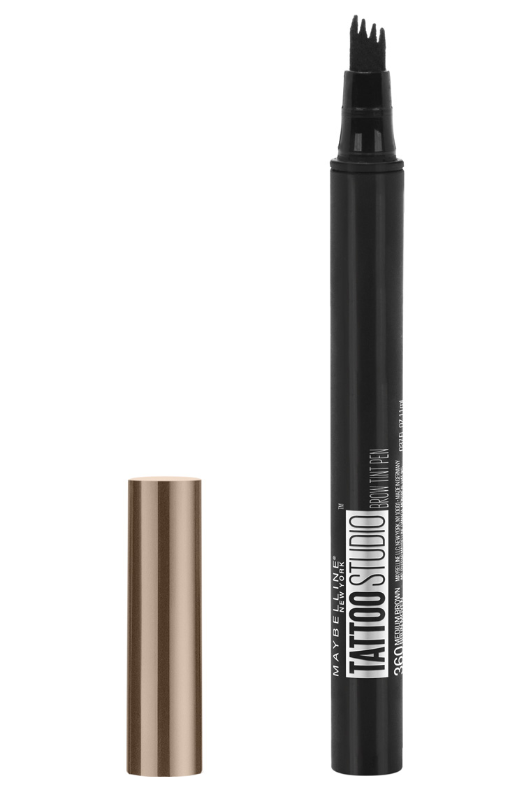 Maybelline Tattoo Studio Brow Tint Pen Review With Images Best Eyebrow Products Eyebrow Makeup Brow Tinting